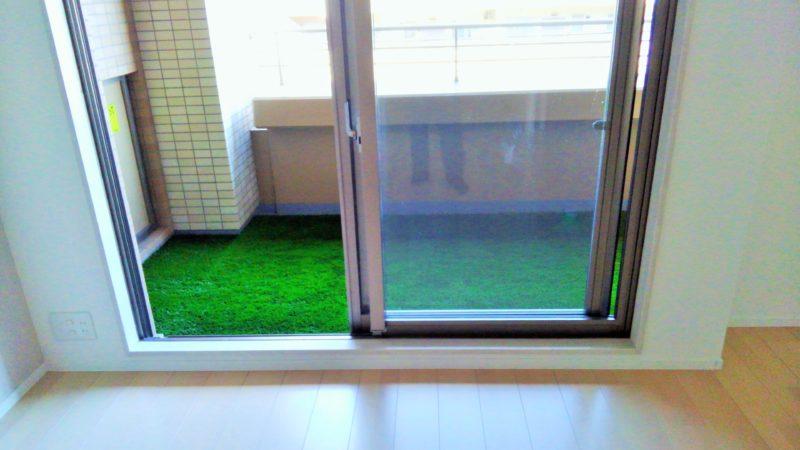 東京都 L様邸のベランダ施工後の写真4