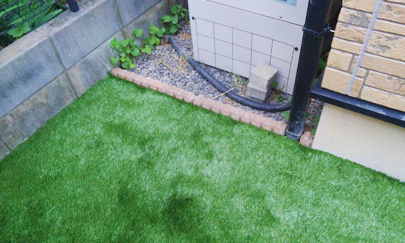 千葉県 K様邸の庭施工後の写真8