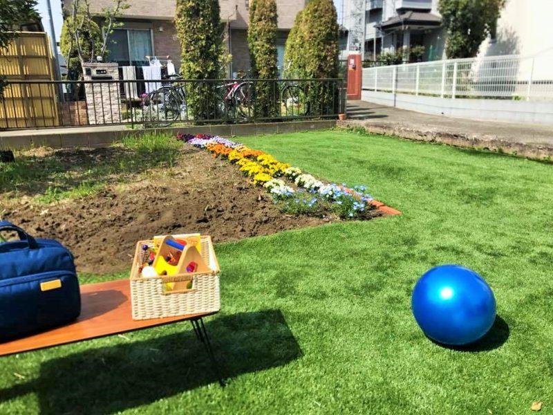 神奈川県 Y様邸の庭施工後の写真5