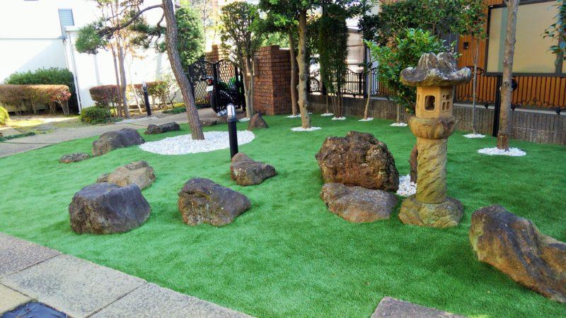 埼玉県 E様邸の庭施工後の写真5