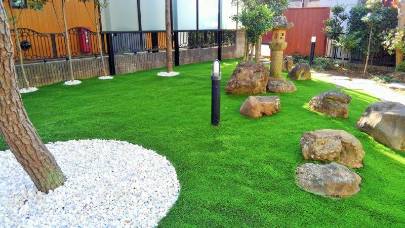 埼玉県 E様邸の庭施工後の写真6