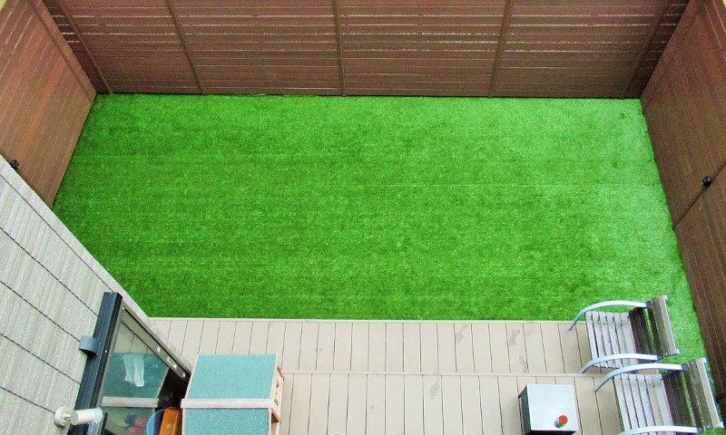 栃木県 M様邸の庭施工後の写真6