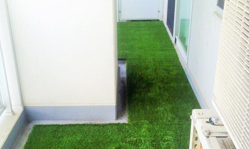 神奈川県 S様邸のベランダ施工後の写真3