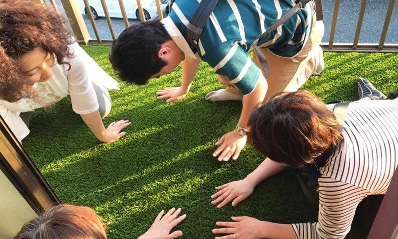 神奈川県 Y様邸のベランダのアイキャッチ画像