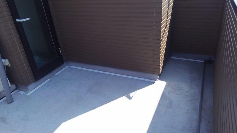 東京都 H様邸の屋上施工前の写真1