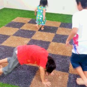 子供部屋にも人工芝の施工事例アイキャッチ画像