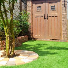 東京都 F様邸の庭のアイキャッチ画像