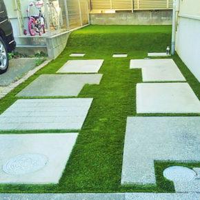 東京都 H様邸の駐車場のアイキャッチ画像
