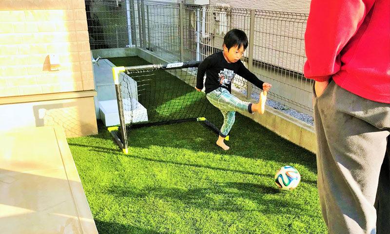 東京都 K様邸の庭施工後の写真4