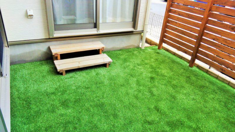 千葉県 Y様邸の庭施工中の写真6