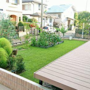 東京都S様邸の庭のアイキャッチ画像